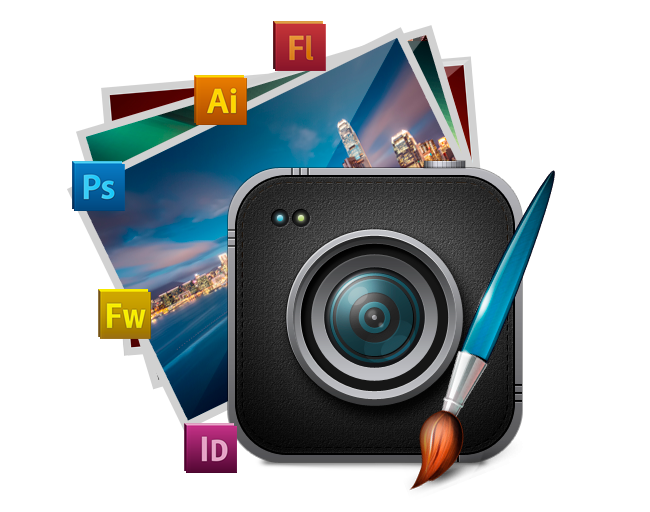 Photoshop photo shoot editing services